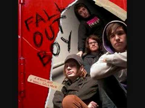 Fall Out Boy-Thanks For The Memories