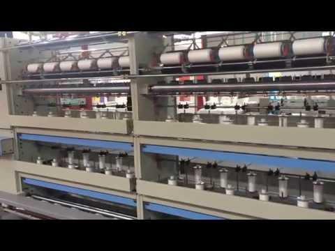 COVERING MACHINE-2015 ITMA MILAN