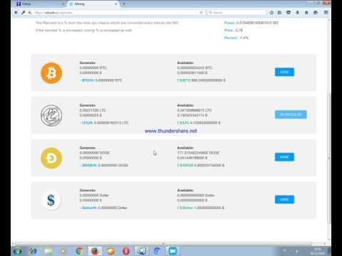 Mining Bitcoin Dengan Sidcash Cc