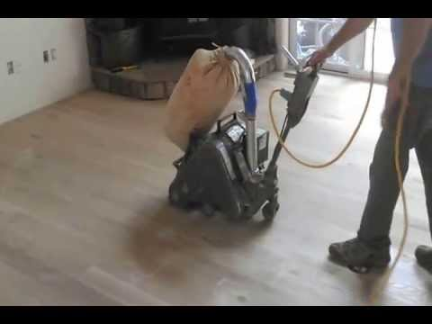 Arizona Wood Flooring - Installation, Preparation, and Sand & Finish