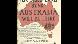 A patriotic Australian song regarding Australia's loyal willingness...