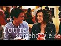 You're somebody else - Flora cash (lyrics)