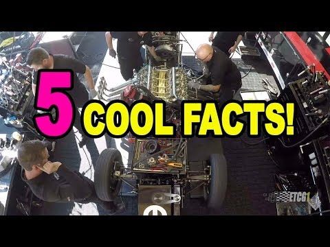 5 Cool Facts About Top Fuel Racing
