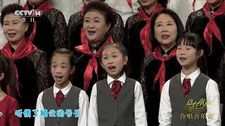 [大手牵小手]《我的祖国》 演唱:总台央广少年广播合唱团等 CCTV少儿