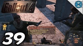 """Fallout 4 -Ep. 39- """"Who Is The Synth"""" -Gameplay / Let"""
