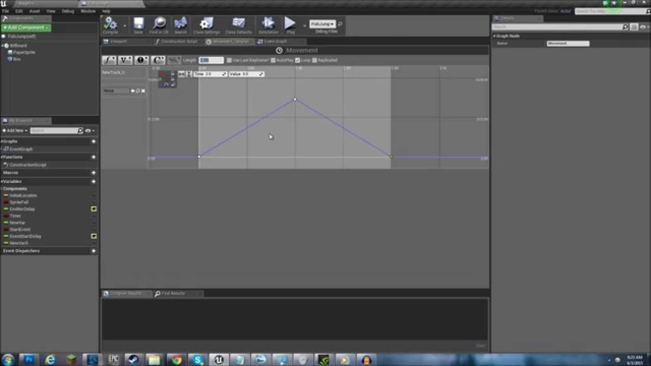 Ue4 paper 2d obstacles tutorial fish blueprint youtube malvernweather Images