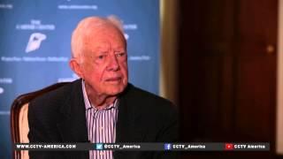 Former U.S. President Jimmy Carter on Guyana elections