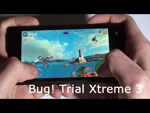 Bug! Trial Xtreme 3 (Norway 14 уровень)
