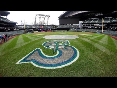 Safeco Field Seattle Mariners Baseball Stadium Tour 2017 (Behind the Scenes) (4K)