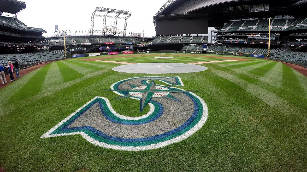 Safeco Field Seattle Mariners Baseball Stadium Tour