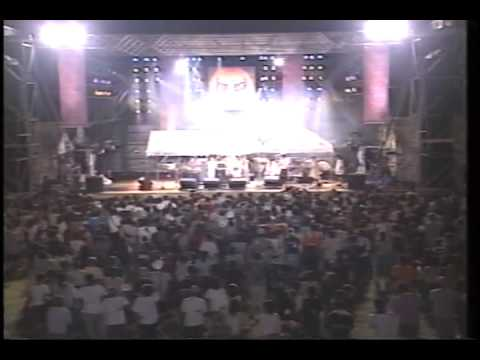 朝崎郁恵 ikue Asazaki 「六調」rokucho'' Live In Amami Park 2003