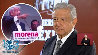 AMLO instruye a bajar spot de turismo donde aparece logotipo de Morena