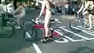 Nudists Strike York