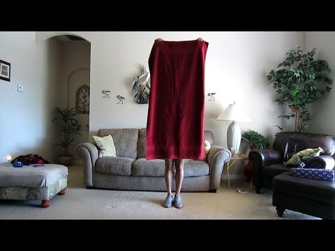 2 Magic Tricks with a Towel - after effects