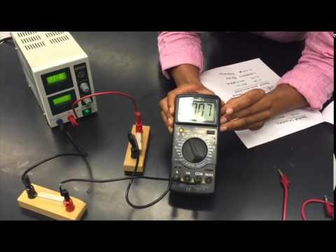 Direct Current Circuit Lab