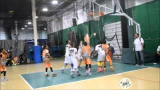 5th Grade Big Man Brandon Graves A.K.A Biggs has Game !
