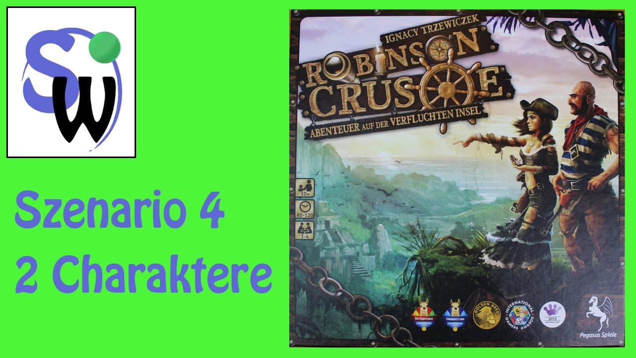 robinson crusoe brettspiel szenarien
