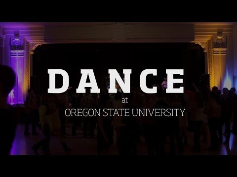 Dance at Oregon State University
