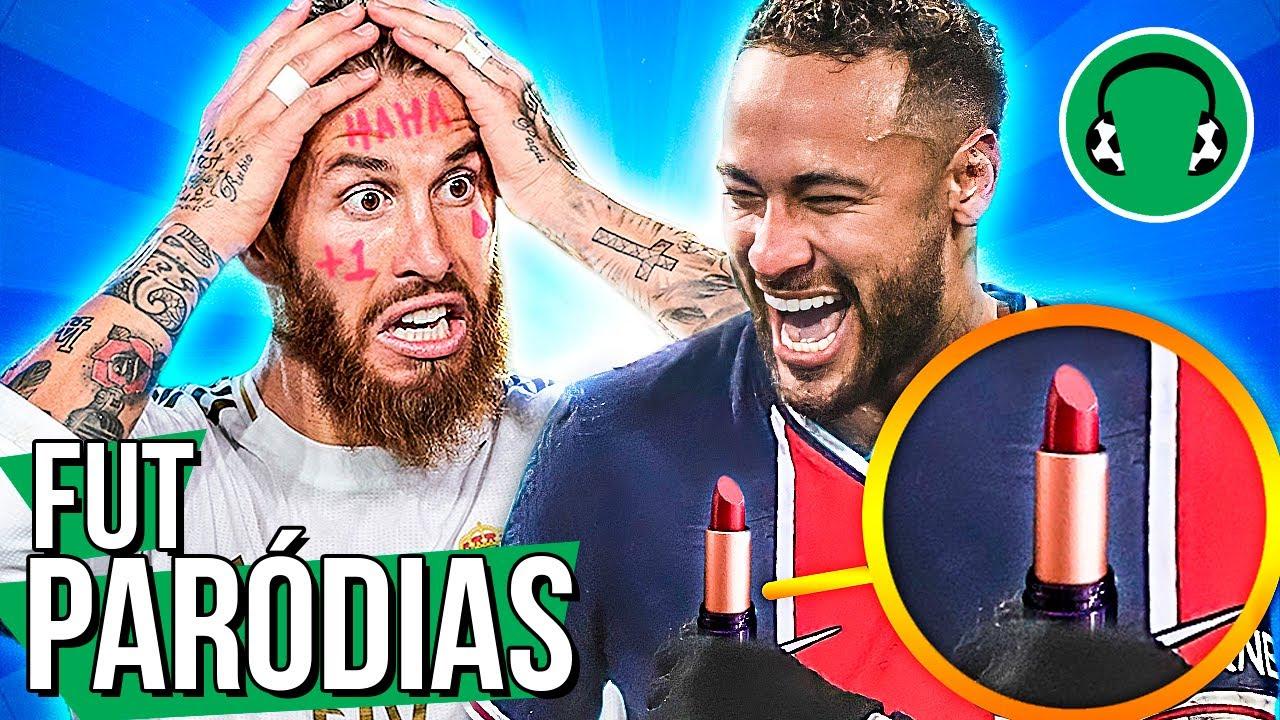 ♫ BATOM DE CEREJA | Paródia de Futebol - Israel & Rodolffo