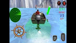 911 Emergency Police Boat Fighter Rescue iOS Gameplay