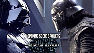 The Rise Of Skywalker Opening Scene Leaks Revealed! Spoilers (Star Wars Episode 9)