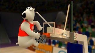 БЕРНАРД: Баскетбол 3