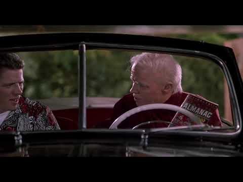 Back To The Future Part II/Best Scene/Robert Zemeckis/Michael J. Fox/Thomas F. Wilson