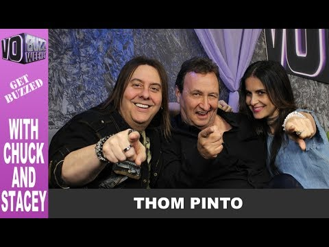 Thom Pinto PT2 - Voice Over Master Coach & Voice Actor, Narrator, Voice Acting, How To Do Voice Over
