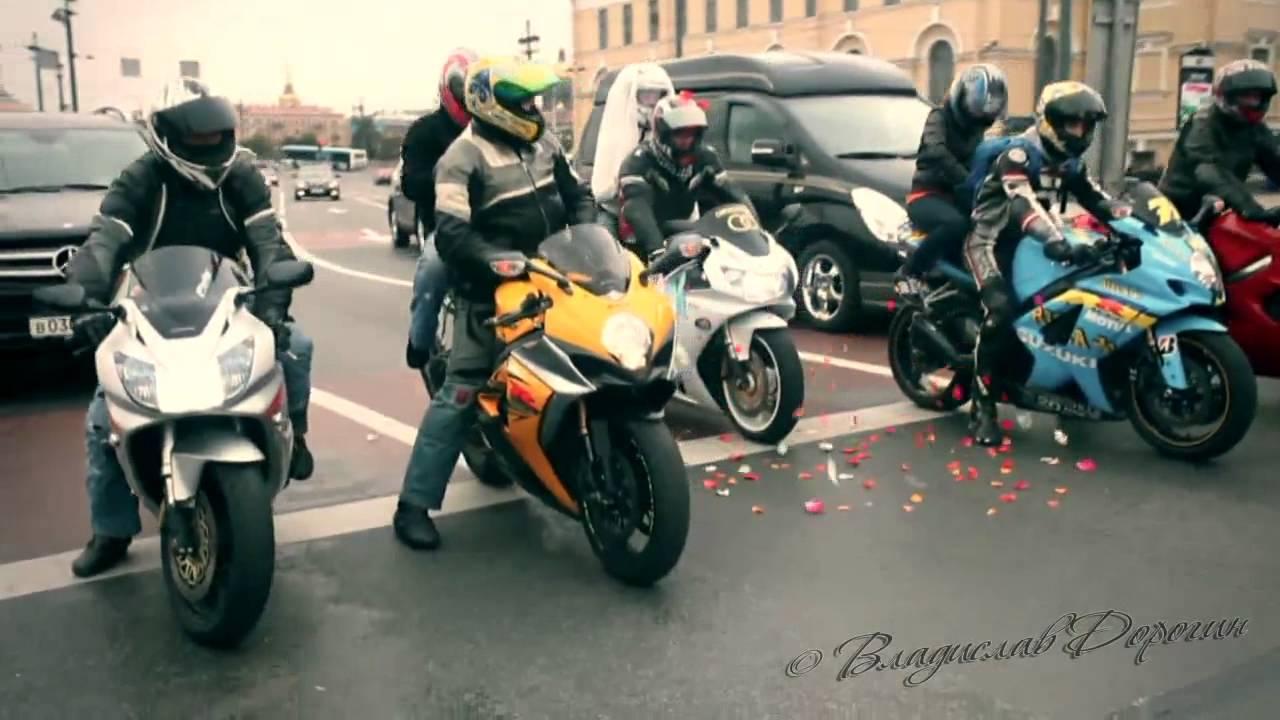 Свадьба байкеров фото
