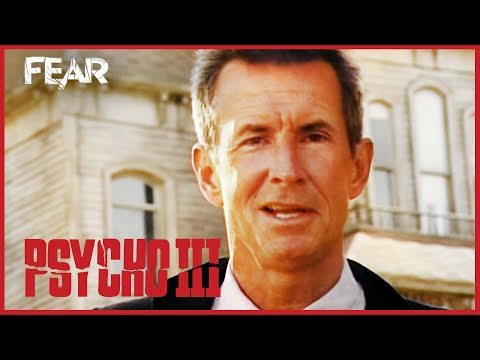 Anthony Perkins Talks About The Psycho Movies  Psycho 3