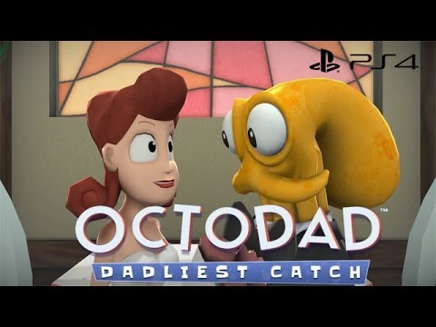 We Play: Octodad: Dadliest Catch - Part 1 (PS4 Gameplay)
