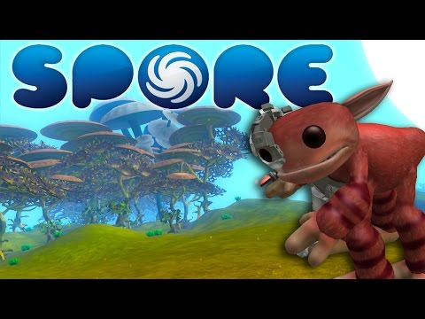 Spore - Cell Stage - Let's Grow a Brain ! [1]