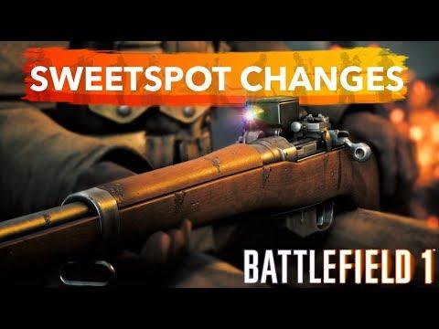 Battlefield 1 - New Sweet Spot Changes! Rainbow Lens Flare VFX + Depth of Field (DOF)