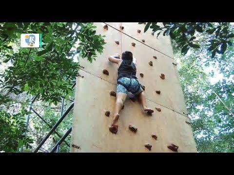 Monte Aventura en Oberá, lugar para divertirse con los chicos y la familia