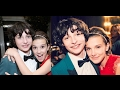 Millie Bobby Brown and Finn Wolfhard cute @ SAG Awards