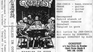 Watch Gorefest Tangled In Gore video