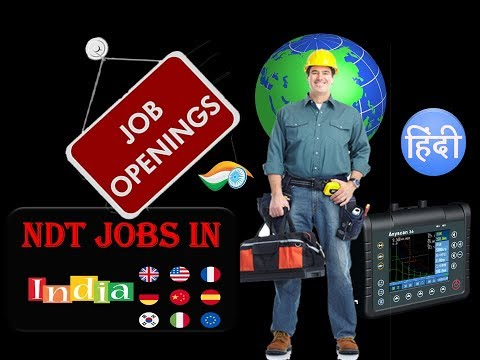 NDT Jobs In India  And Foreign Countries Ndt Jobs Daily Updates, Ndt Job Notifications
