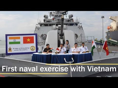 With an eye on China, India to hold naval exercise with Vietnam