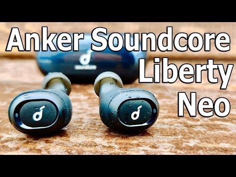 29 $ ЗА ЛЕГЕНДАРНЫЕ БЕСПРОВОДНЫЕ НАУШНИКИ 💥 Anker Soundcore Liberty Neo TWS True