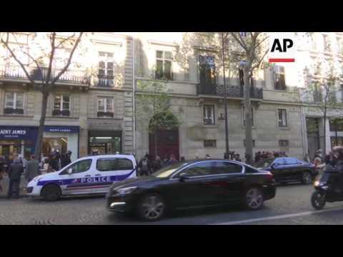 Paris police say 16 people arrested over Kim Kardashian West jewelry heist