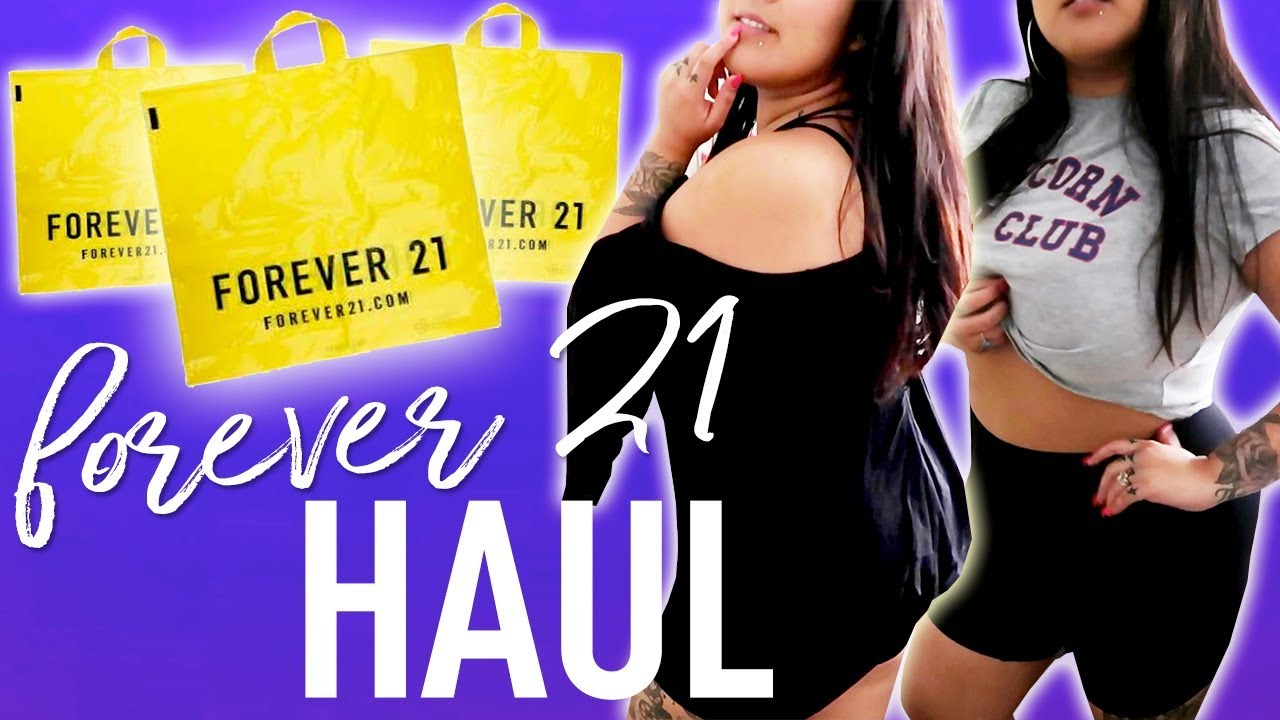 Forever  Fashion Try On Haul
