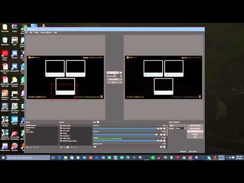 OBS Studio Tutorial:  Studio Mode