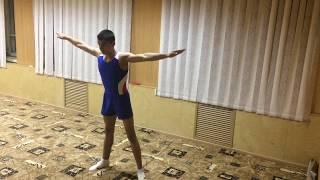 Гимнастика МАЛЬЧИКИ 5-6, 7-8, 9-11 классы. ШЭ ВсОШ по физической культуре 2017 - 2018.