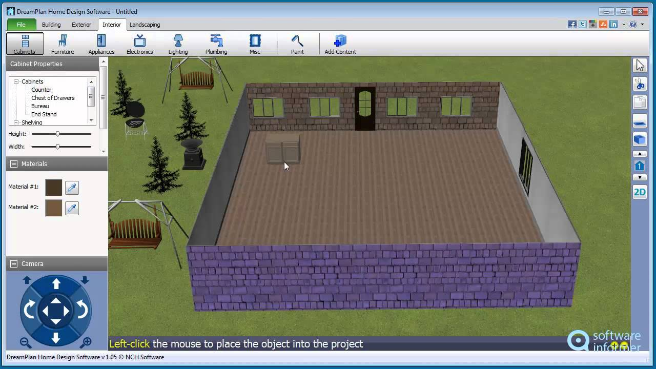 Superbe Working With DreamPlan Home Design Software   YouTube