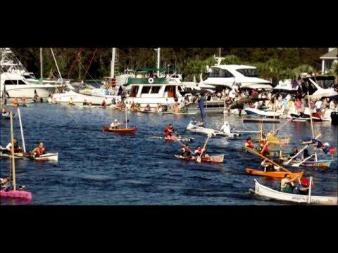 2015 Wooden Boat Festival in Madisonville, LA