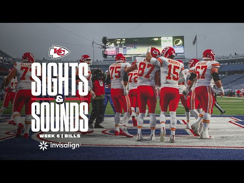 Sights and Sounds from Week 6 | Chiefs vs. Bills