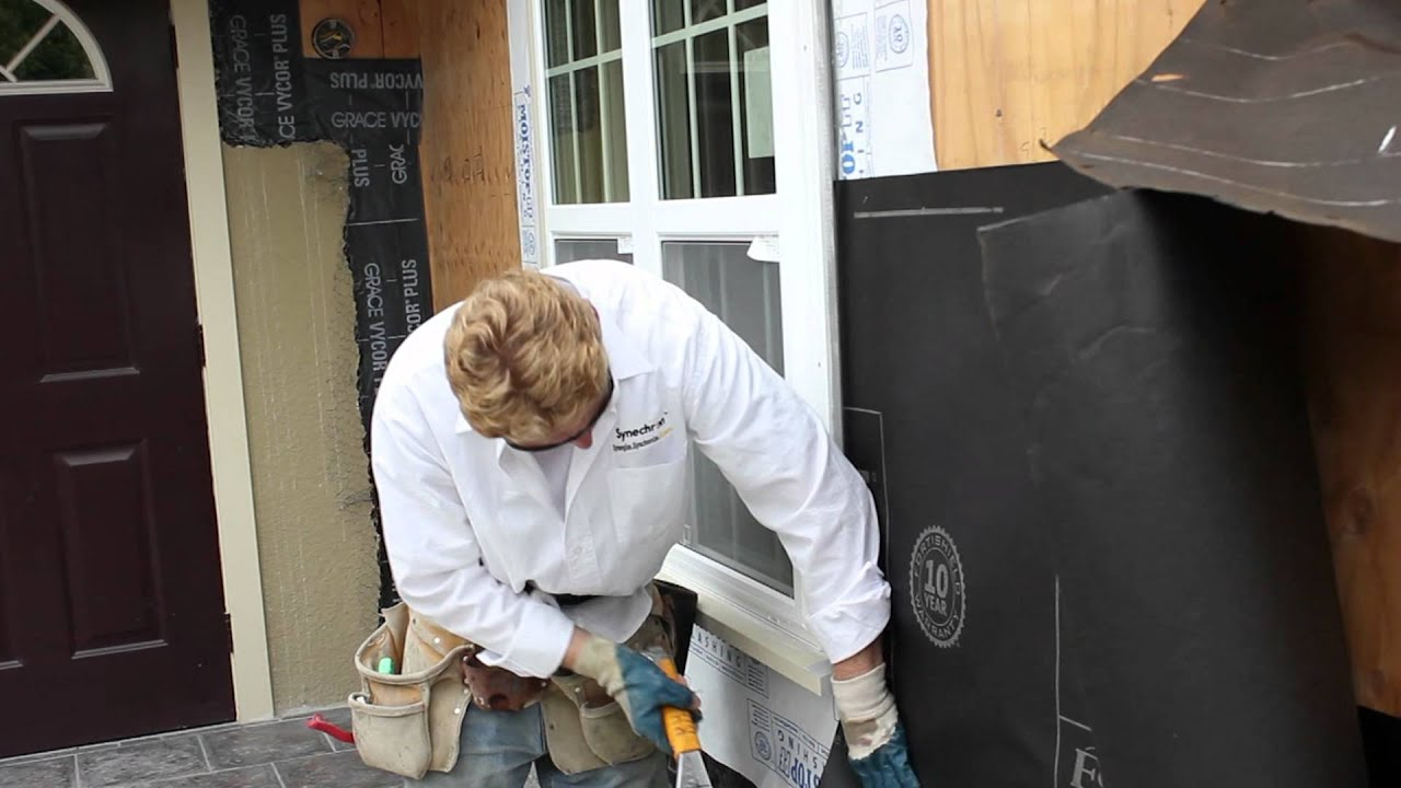 how to install stucco lath