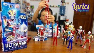 Ultraman #Larics #YoutubeAnak #Indonesia #Mainan Hallo teman-teman....