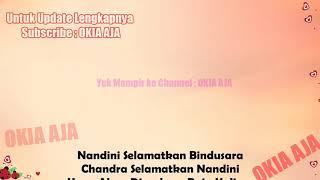 Chandra nandini ~ Kamis 01 February 2018~ Chandra selamatkan nandini yg akan diperkosa raja kaling