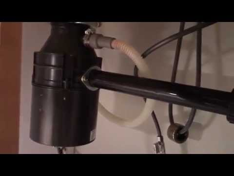 How to fix a garbage disposal - No Power / Humming / Repair